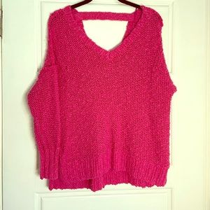 🌻 3 for $25 🌻 Hot Pink Hollister Sweater